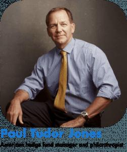 Paul Tudor Jones successful currency traders