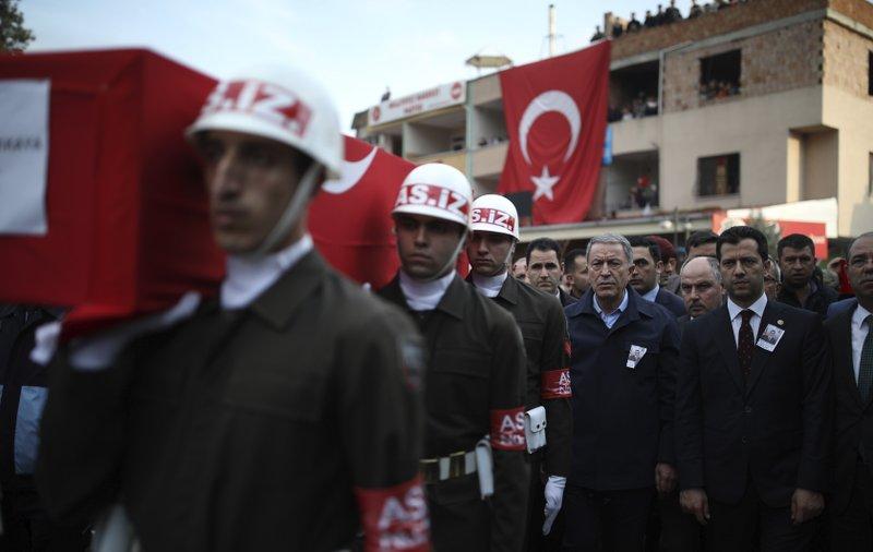 Russia Turkey conflict Syria