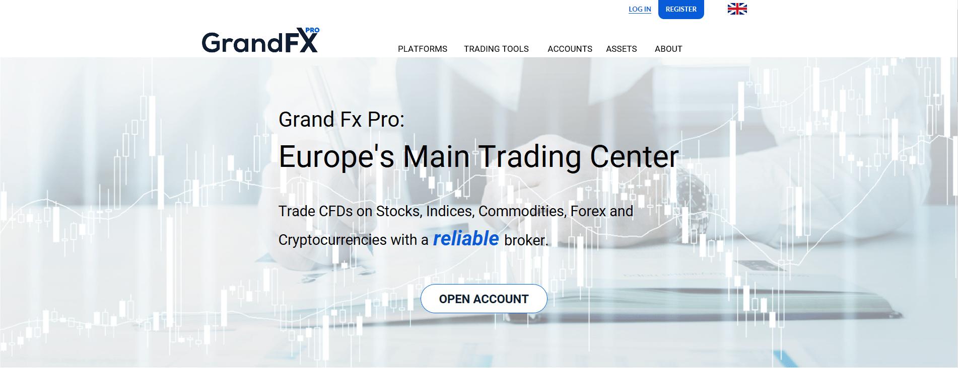 Grand FX Pro scam