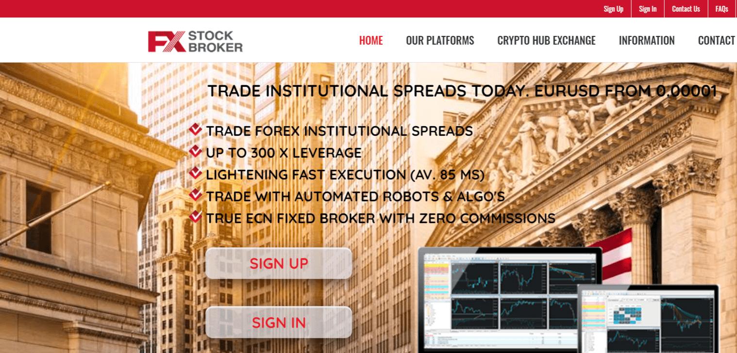 FX Stock Broker review