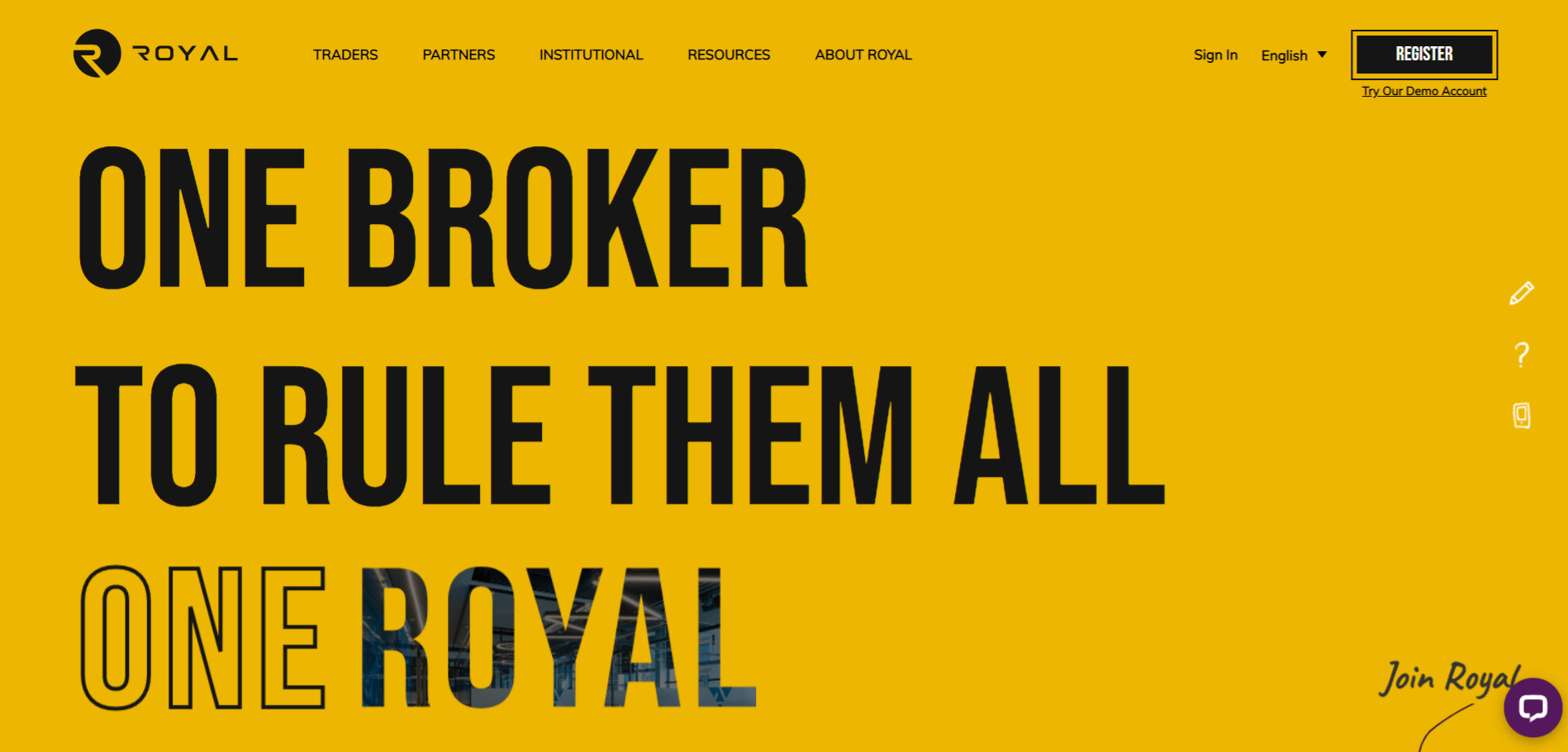 One Royal scam