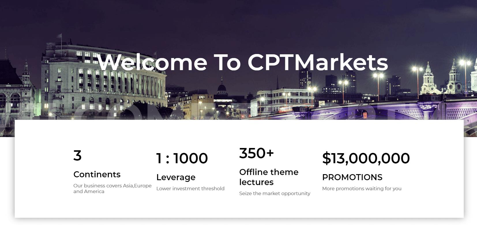 CPT Markets scam