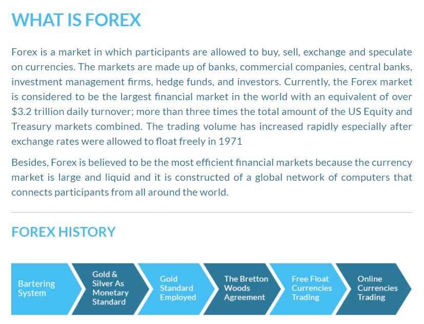 FxCitizen trading