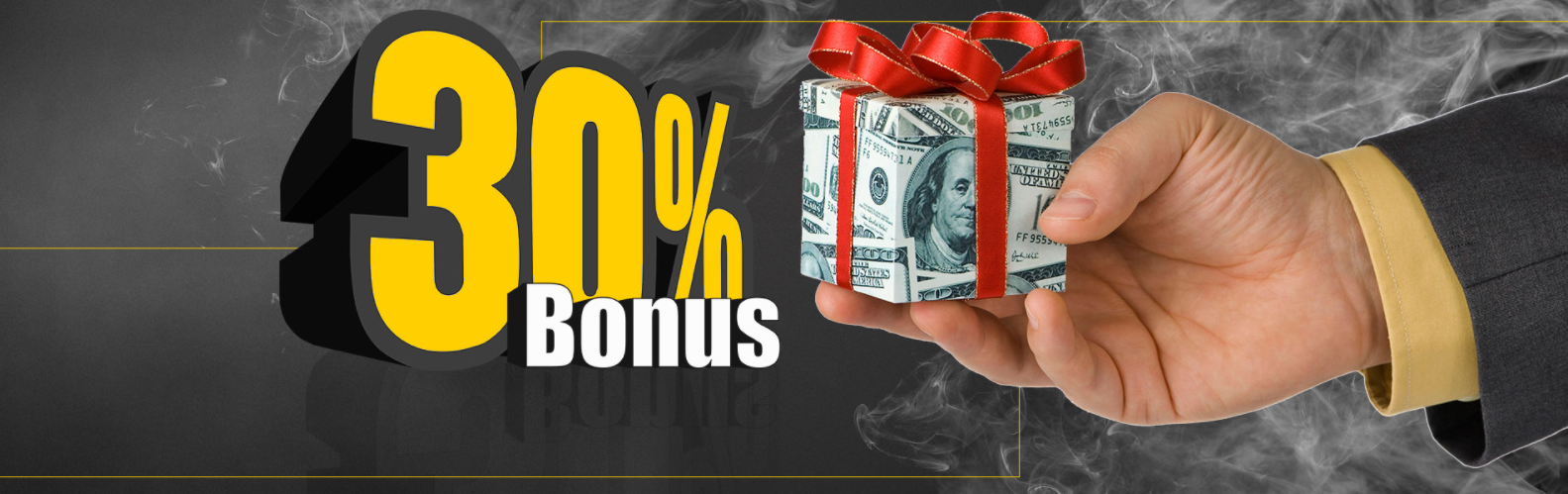 Welcome Bonus Forex
